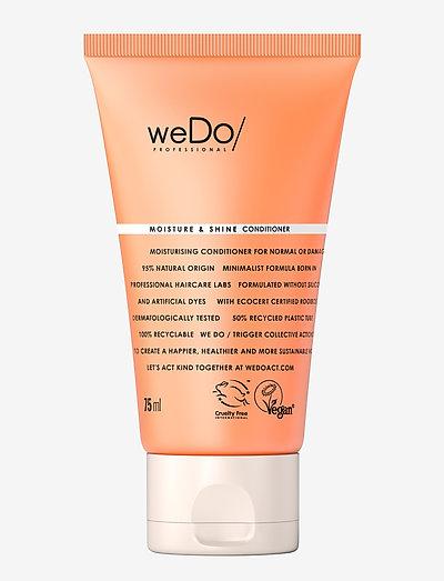 weDo Professional Moisture & Shine Conditioner 75ml - balsam - no colour