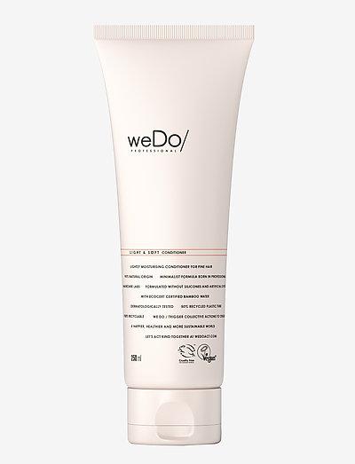 weDo Professional Light & Soft Conditioner 250ml - balsam - no colour