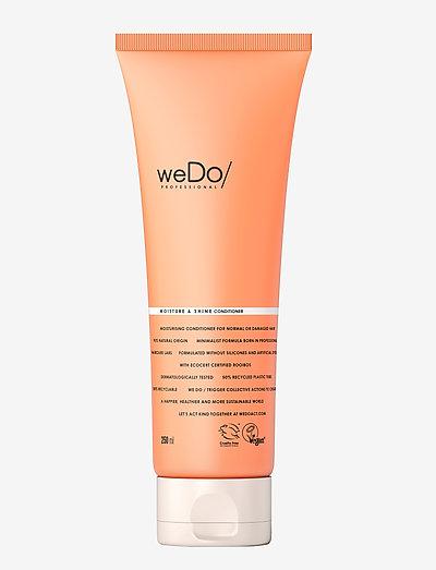 weDo Professional Moisture & Shine Conditioner 250ml - balsam - no colour