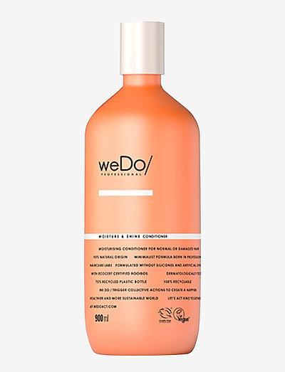 weDo Professional Moisture & Shine Conditioner 900ml - balsam - no colour