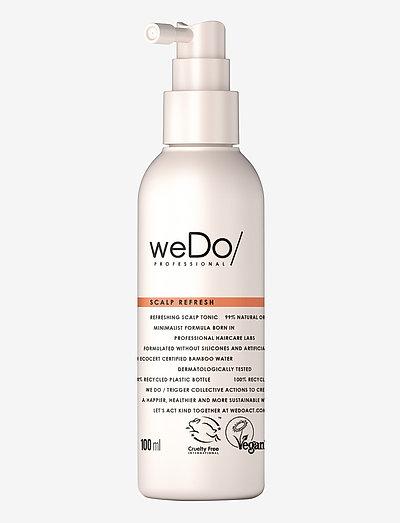 weDo Professional Scalp Refresher 100ml - behandling - no colour