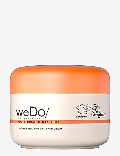 weDo Moisturing Day Shift Leave-in Hair and Hand Cream 90ml - hårkurer - no colour