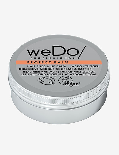 weDo Professional Protect Ends and Lip Balm 25g - behandling - no colour