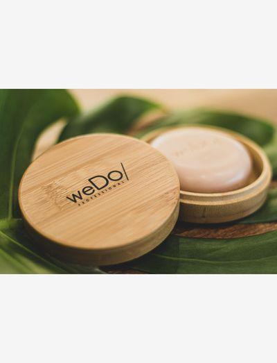 WeDo No Plastic shampoo bar holder - shampoo - no colour