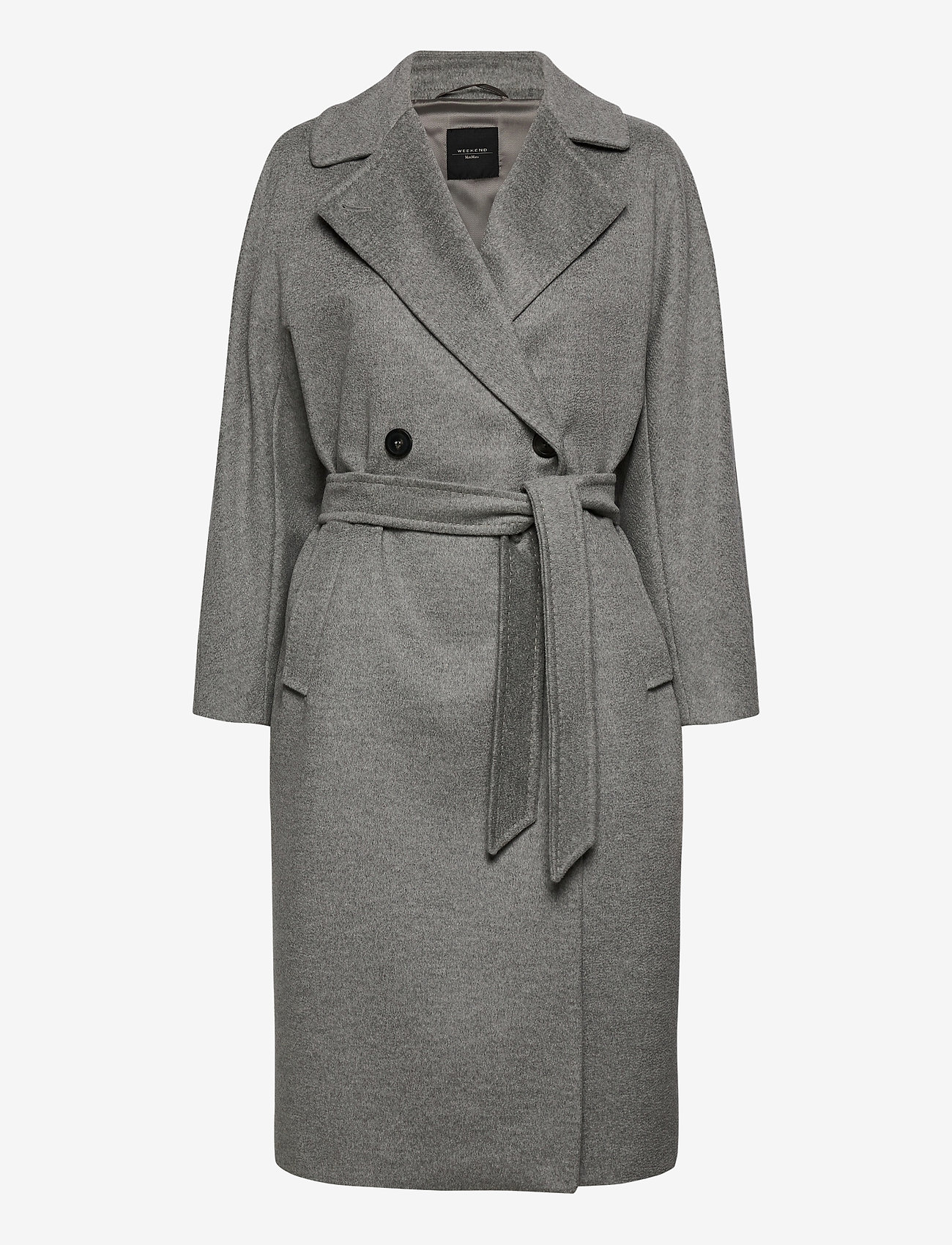 Weekend Max Mara - RESINA - trenchcoats - light grey - 0