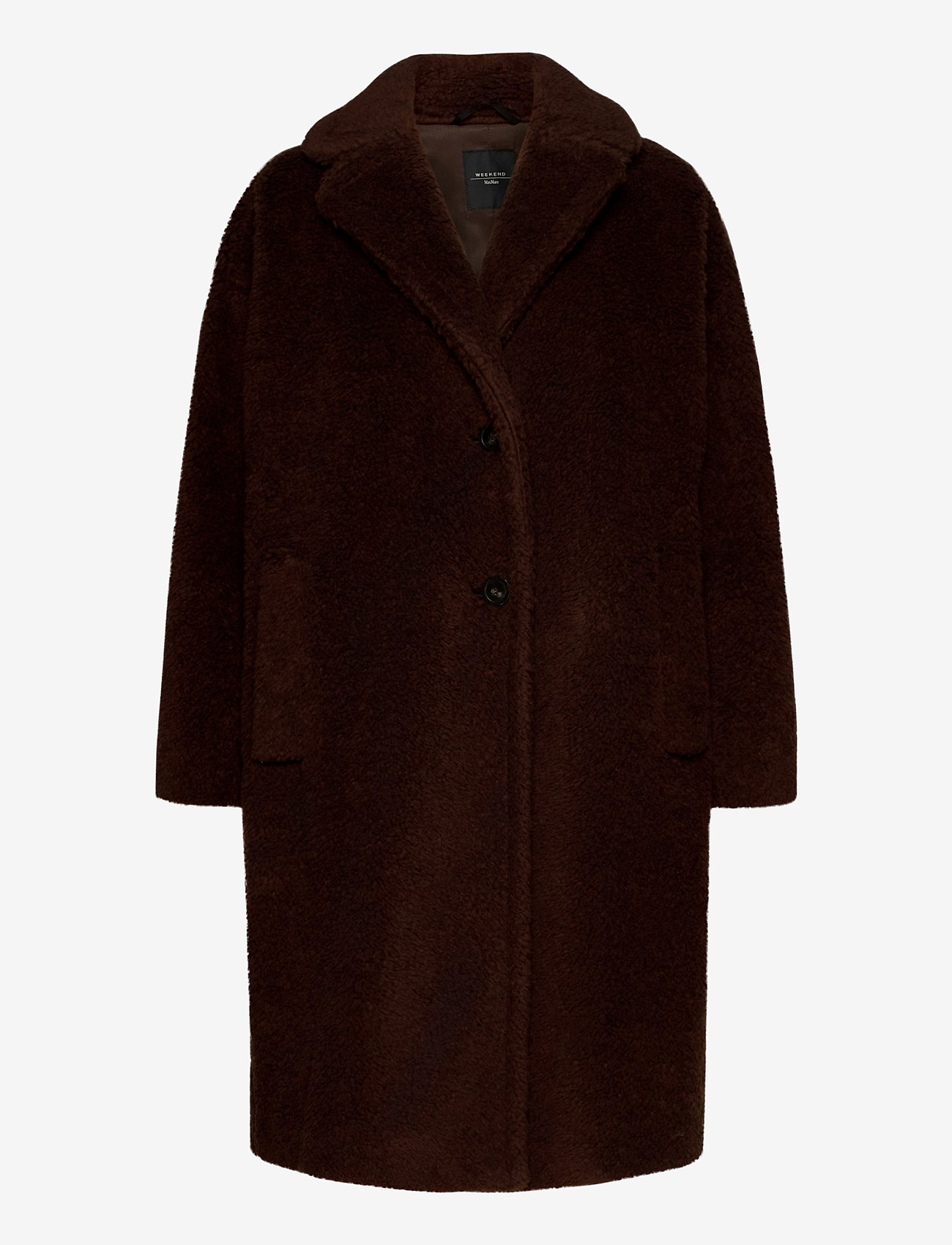 Weekend Max Mara - PALATO - faux fur - brown - 0