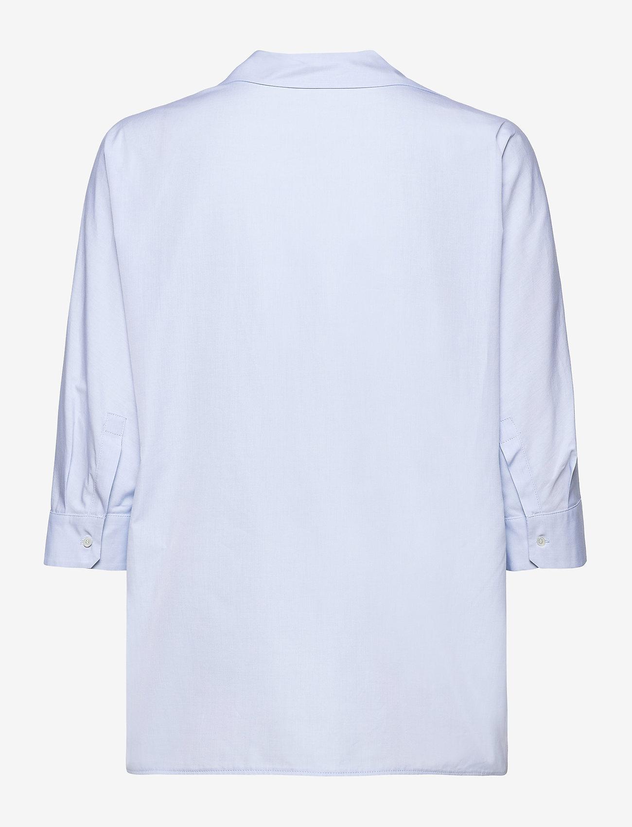 Weekend Max Mara - ERSILIA - chemises à manches longues - light blue - 1