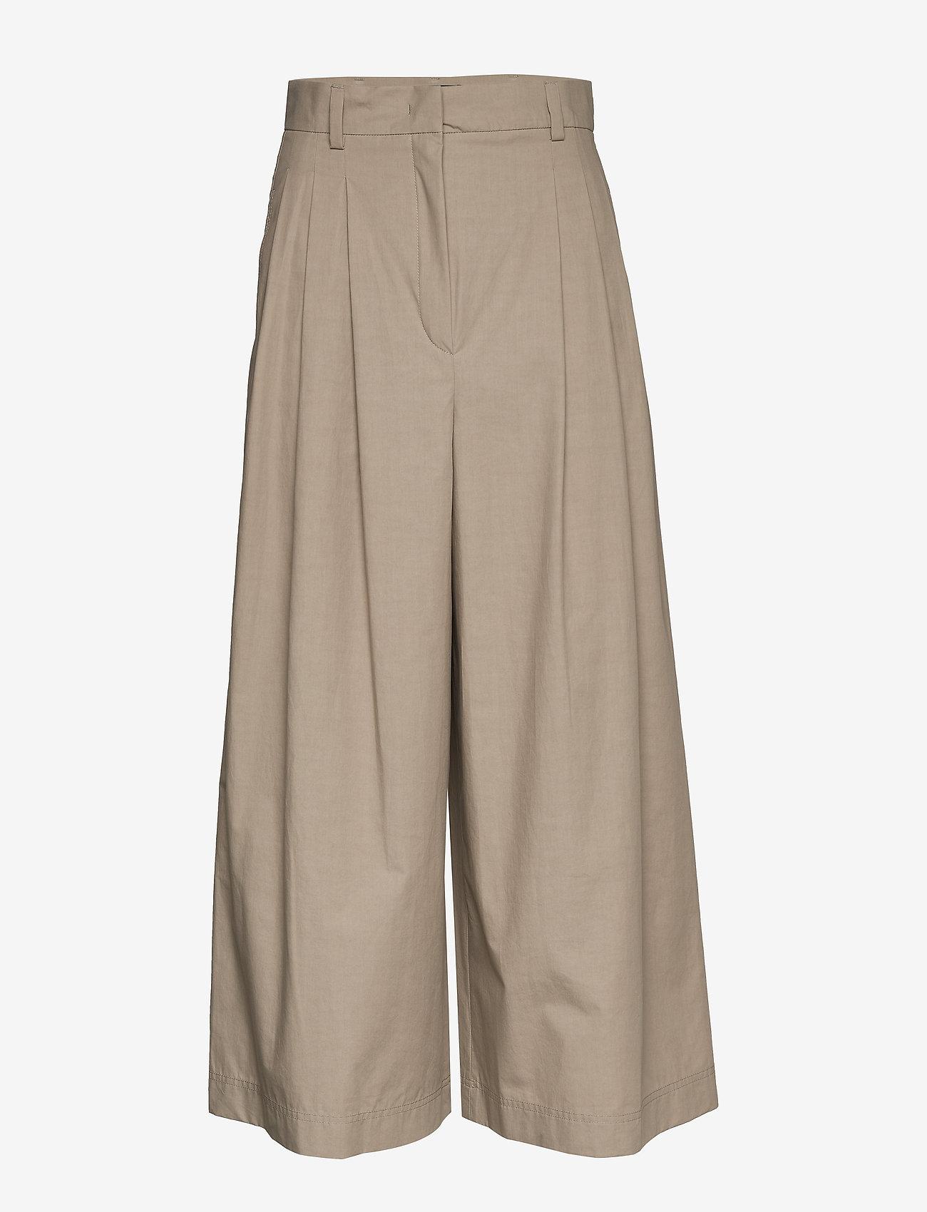 Weekend Max Mara - EMPOLI - pantalons larges - sand