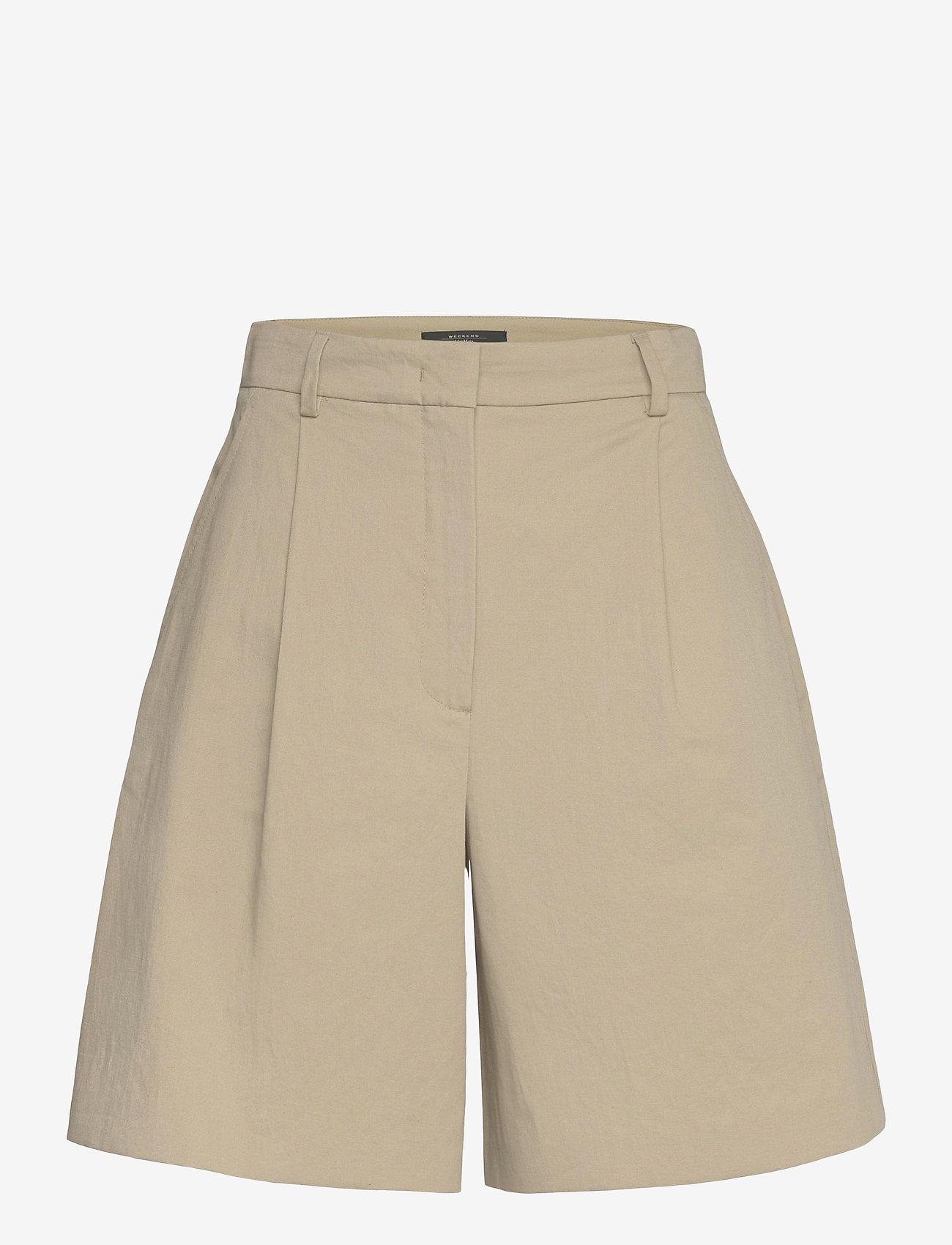 Weekend Max Mara - VISINO - shorts casual - clay - 0