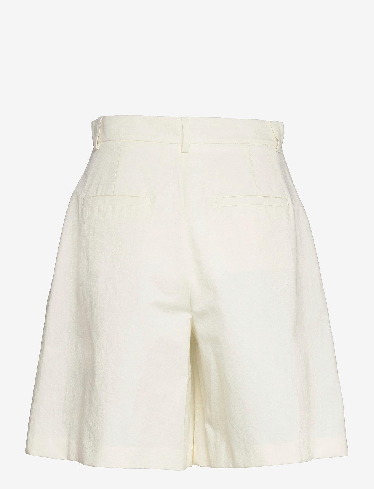 Weekend Max Mara - VISINO - shorts casual - white - 1