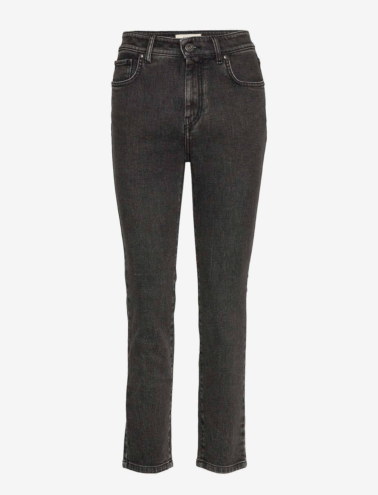 Weekend Max Mara - FINANZA - slim jeans - black - 0