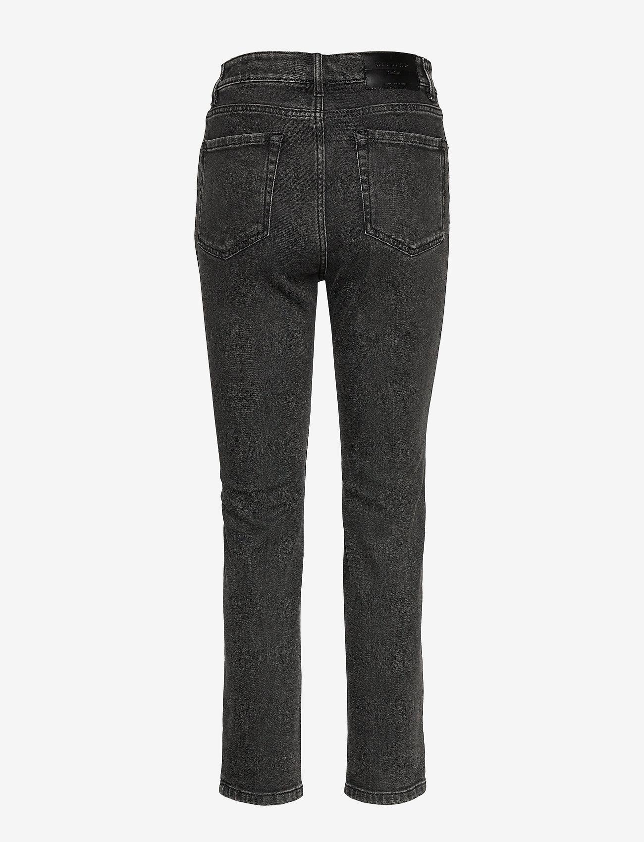Weekend Max Mara - FINANZA - slim jeans - black - 1