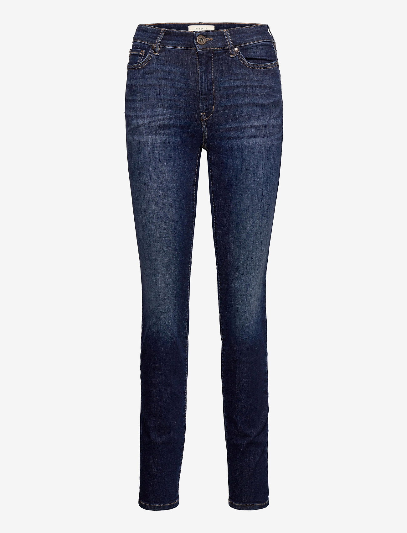 Weekend Max Mara - PATTO - slim jeans - midnightblue - 0