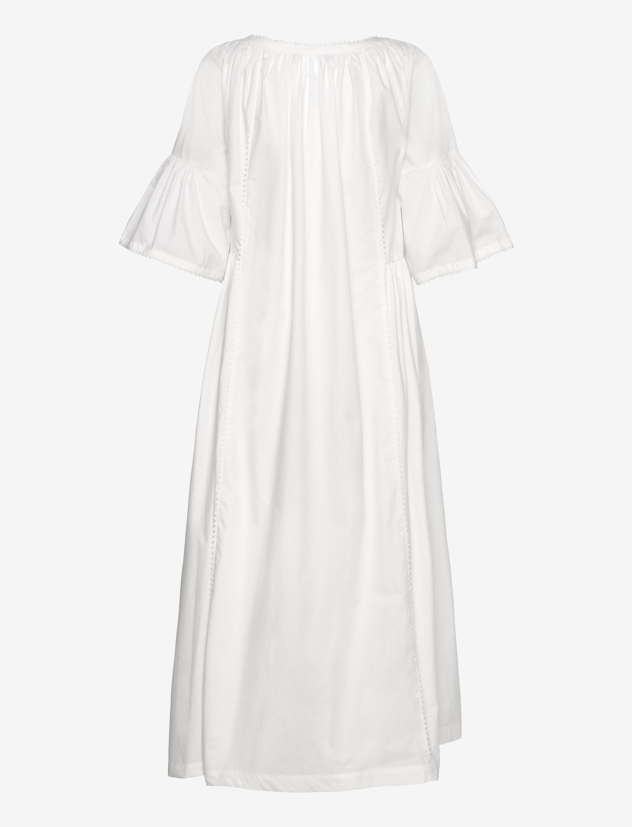 Weekend Max Mara - OMBRATO - robes maxi - white
