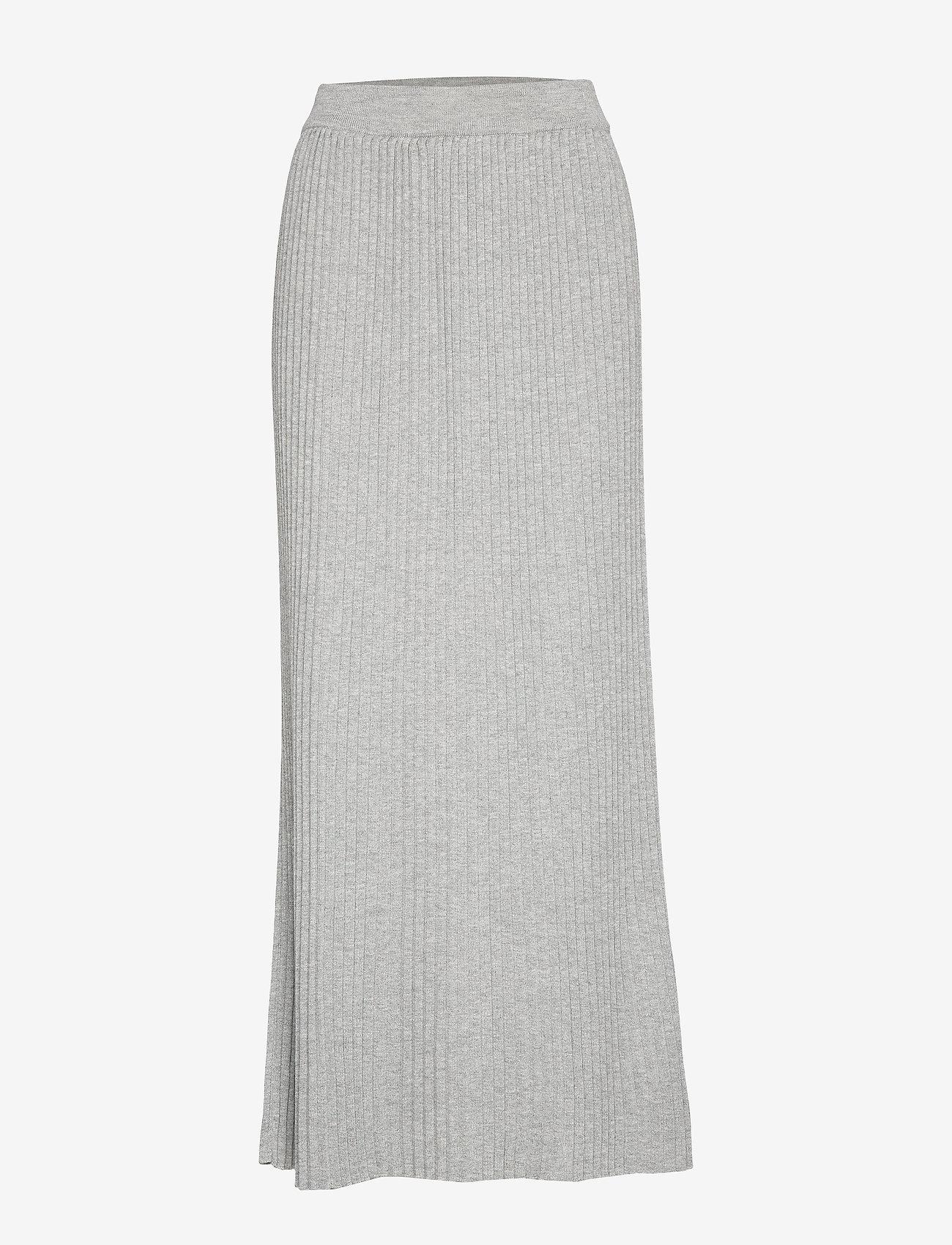 Weekend Max Mara - SCILLA - spódnice długie - light grey - 0