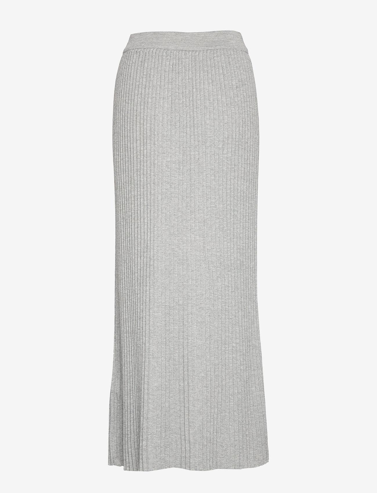 Weekend Max Mara - SCILLA - spódnice długie - light grey - 1