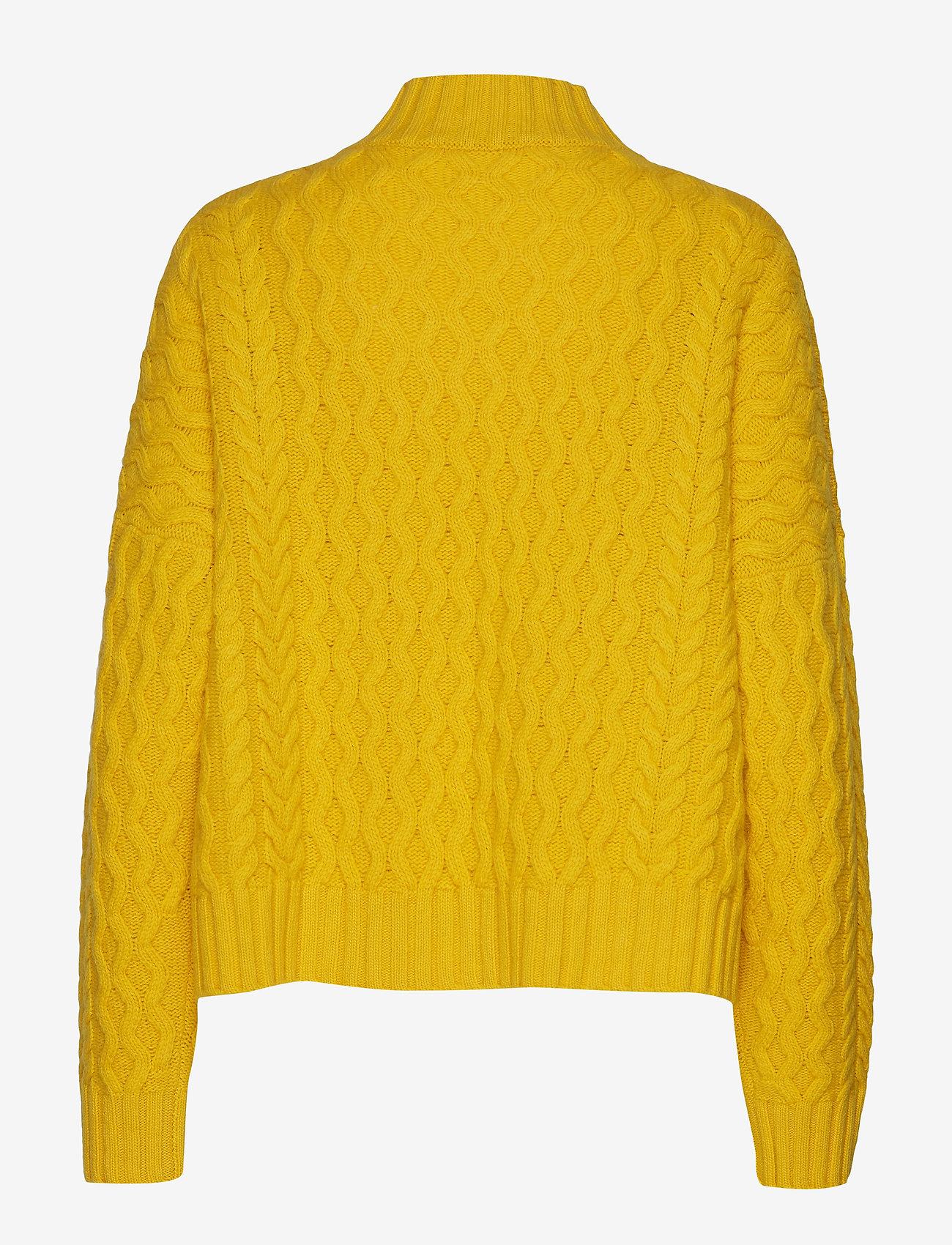 Weekend Max Mara - ORIGANO - neulepuserot - yellow