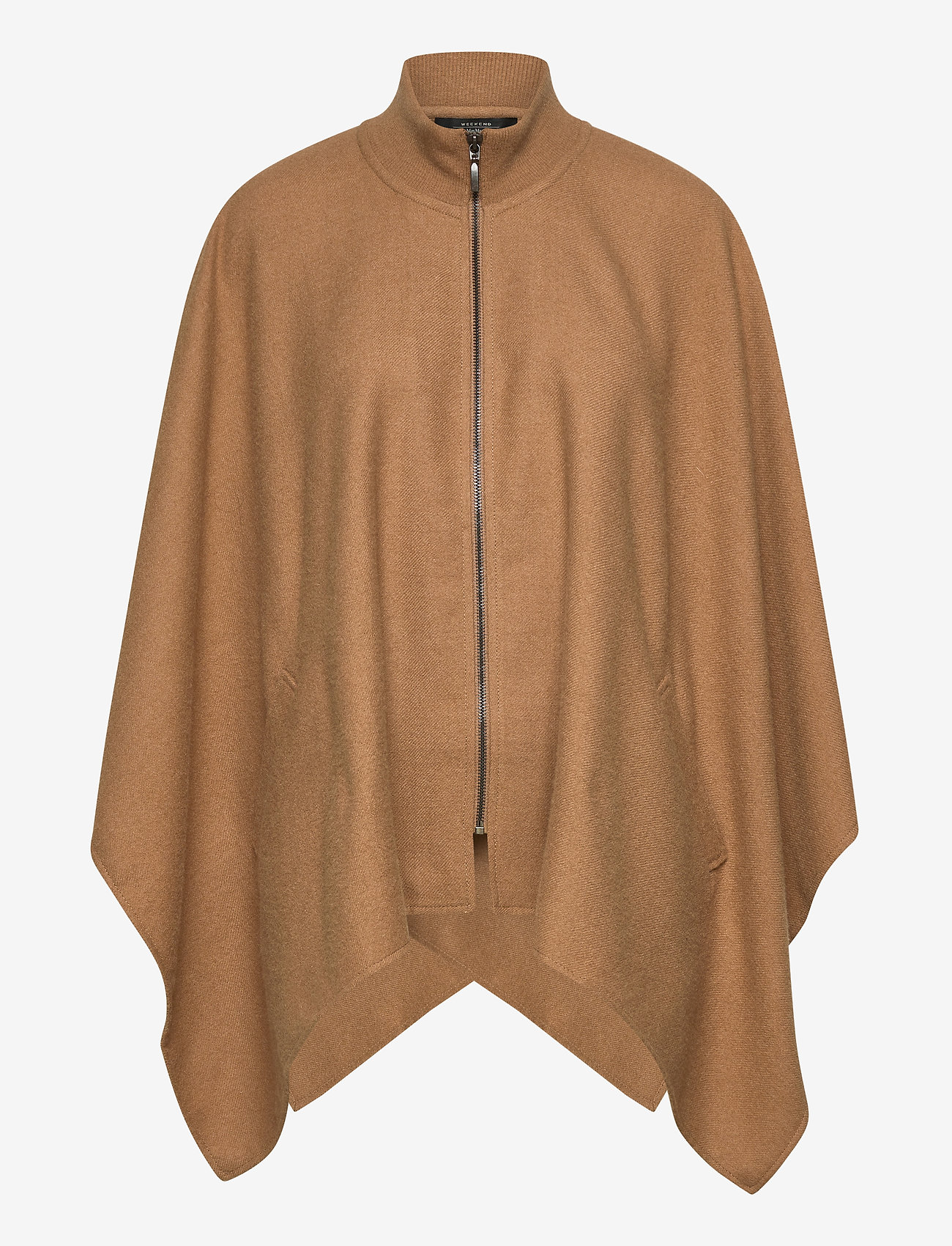 Weekend Max Mara - NOME - ponchos & capes - camel - 0