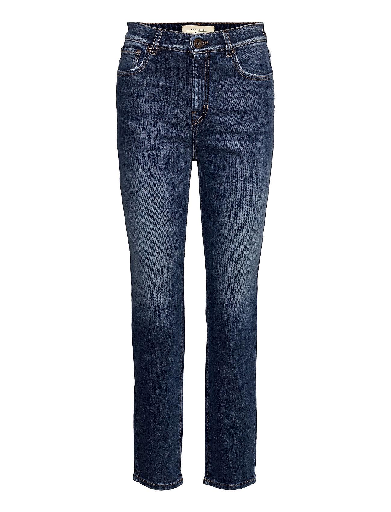 Baba Slim Jeans Blå Weekend Max Mara