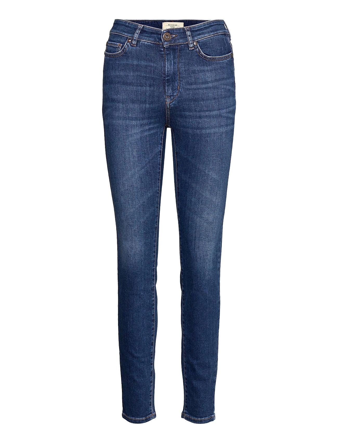 Tenace Slim Jeans Blå Weekend Max Mara