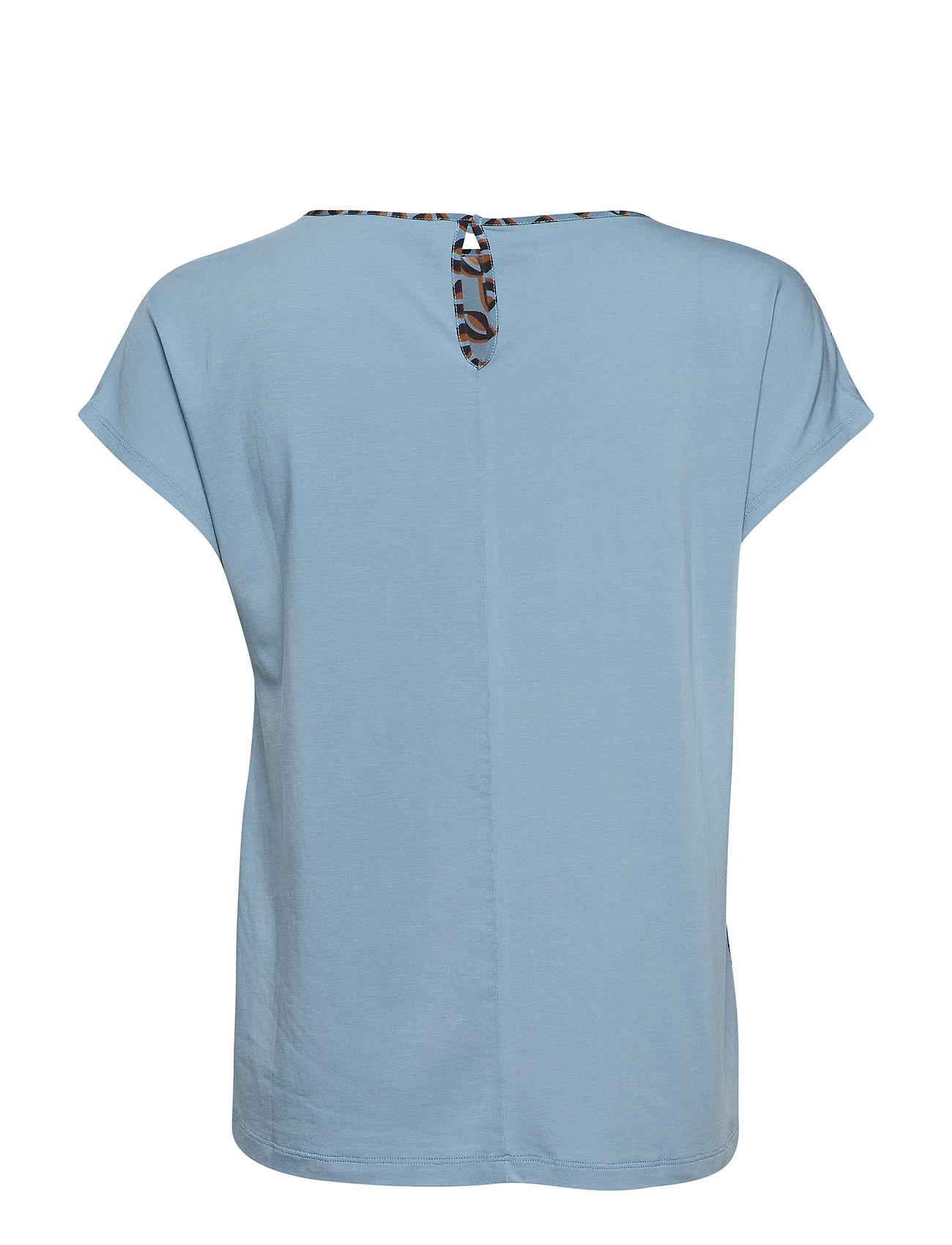 WEEKEND MAX MARA Emy T-Shirt Top Bunt/gemustert WEEKEND MAX MARA