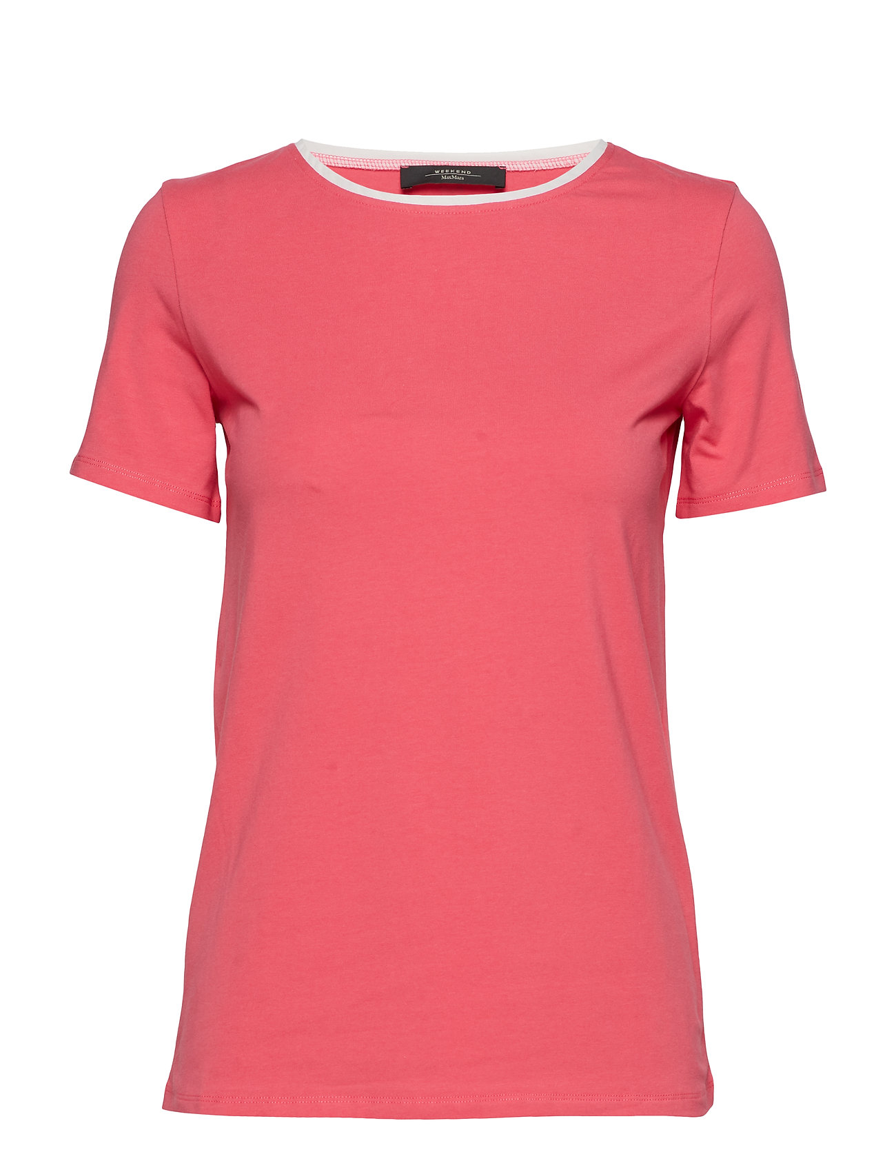 Weekend Max Mara MULTIC - SHOCKING PINK KNITTED BLOUSE