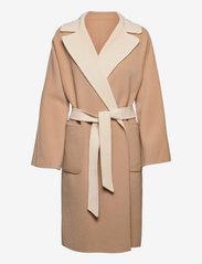Weekend Max Mara - RAIL - trench coats - honey - 0
