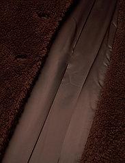 Weekend Max Mara - PALATO - faux fur - brown - 4