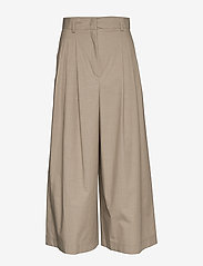 Weekend Max Mara - EMPOLI - pantalons larges - sand - 0