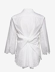 Weekend Max Mara - VALLO - chemises à manches longues - optical white - 1