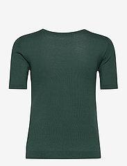 Weekend Max Mara - CAIRO - gebreide t-shirts - dark green - 1
