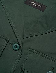 Weekend Max Mara - ABISSI - utility-jacken - dark green - 2