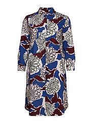 PRATO - CORNFLOWER BLUE DRESS