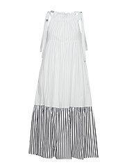 UTOPICO - ICE PINSTRIPES DRESS