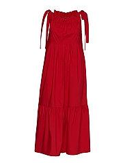 NIGER - RED DRESS