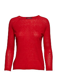 UDITORE - RED SWEATER