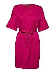 CERBERO - FUCHSIA KNITTED DRESS