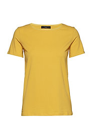 MULTIC - YELLOW KNITTED BLOUSE