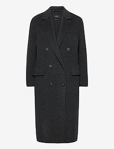 TORBOLE - manteaux en laine - dark grey