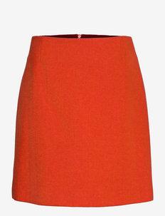 PAGAIA - spódnice do kolan i midi - orange