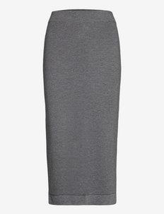 GERICO - midi rokken - light grey