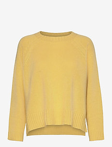 SESAMO - pullover - pale yellow
