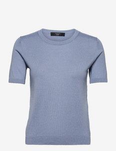 SALUTE - t-shirts - light blue