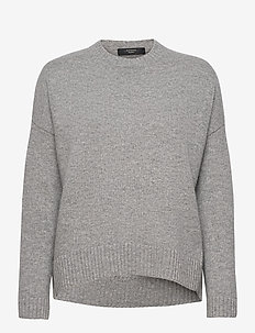 ALPE - jumpers - medium grey