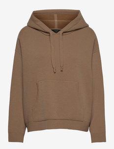 KABUL - sweatshirts & hættetrøjer - camel