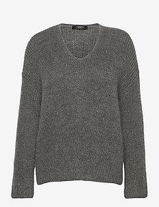 TOSCANA - jumpers - dark grey
