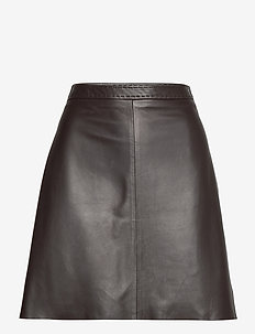 TIRO - short skirts - dark brown