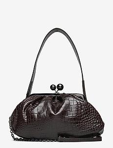 TATTICO - handbags - dark brown