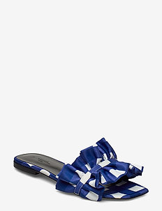 APOTEMA - mules & slipins - cornflower blue
