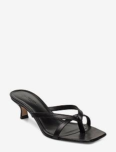 LANCIA - mules & slipins - black